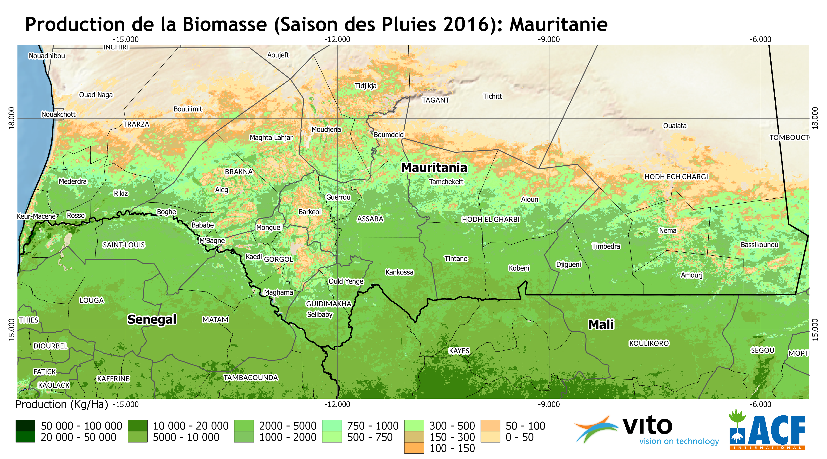 Production de la Biomasse 2016