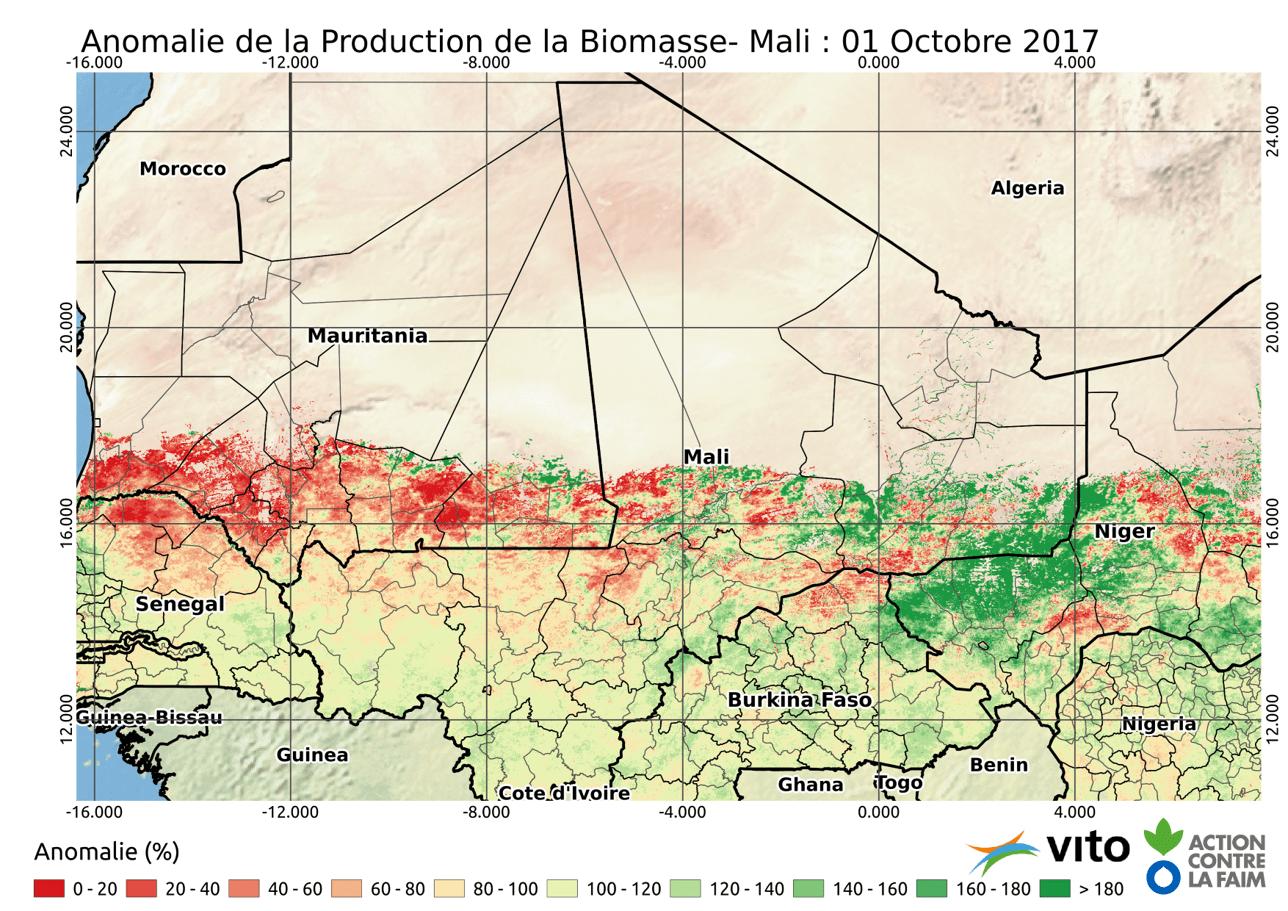 Anomalie Mali 2017