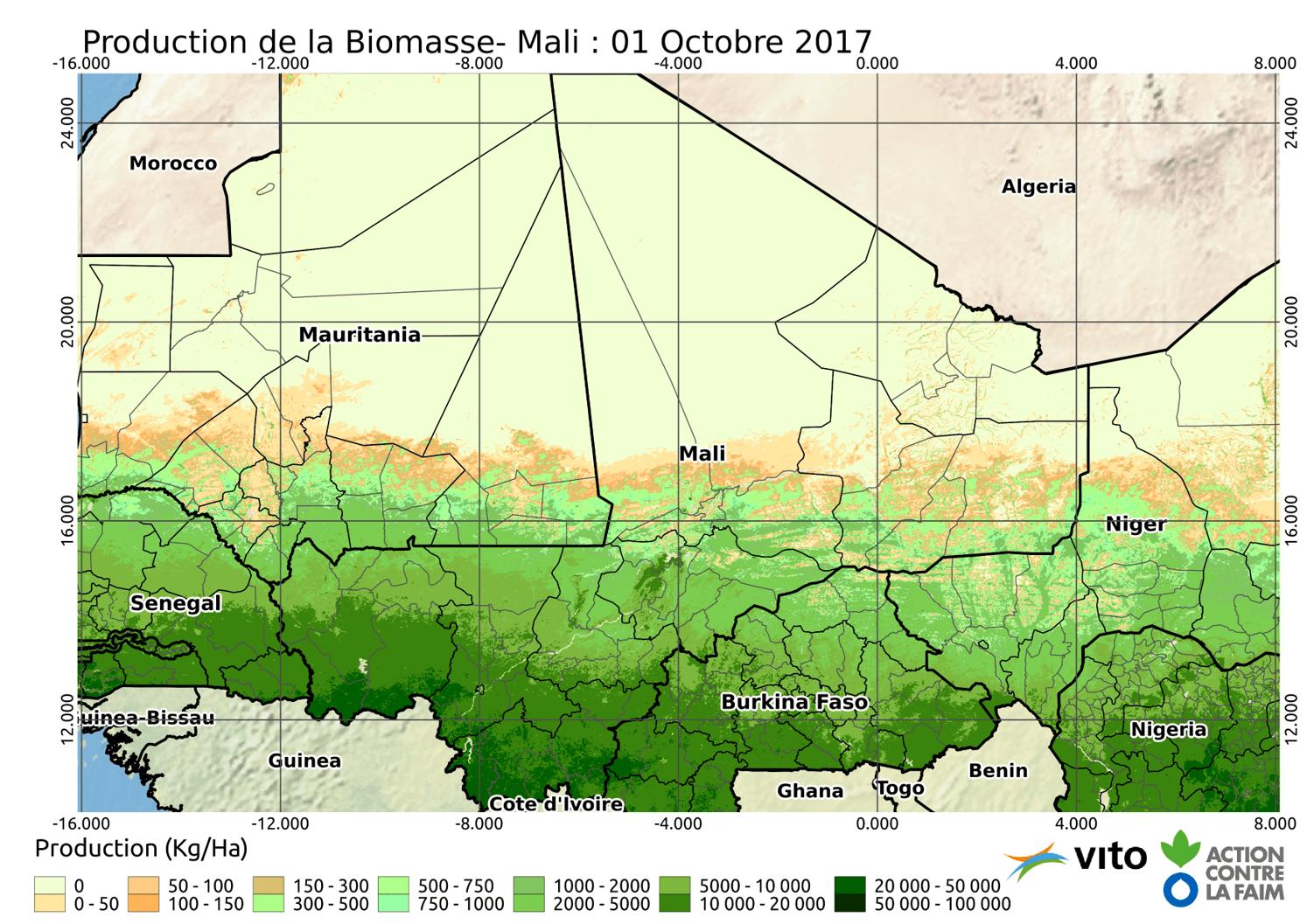 Production Mali 2017