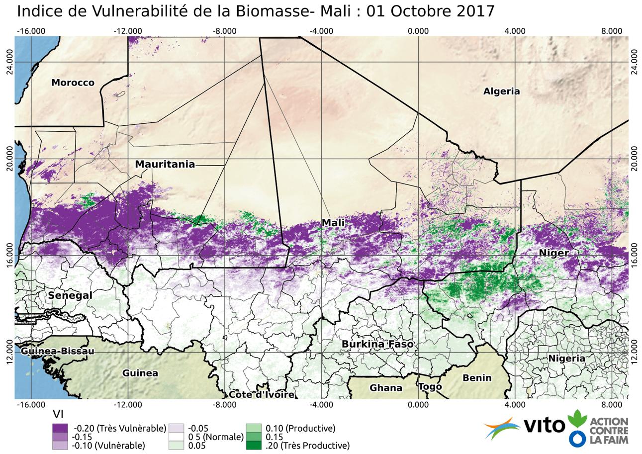 Indice de Vulnerabilité Mali 2017